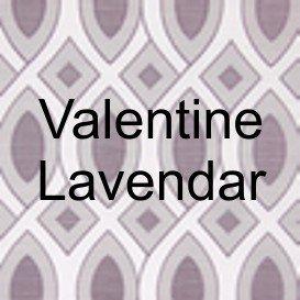 Valentine Lavendar Fabric