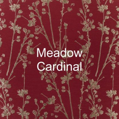 Meadow Cardinal Fabric