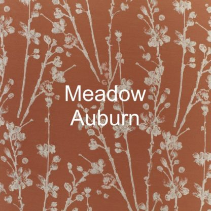 Meadow Auburn Fabric