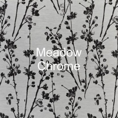 Meadow Chrome Fabric