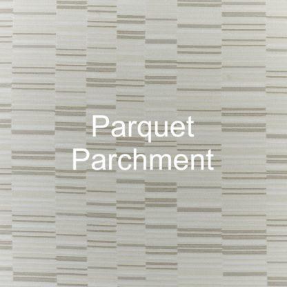 Parquet Parchment Fabric