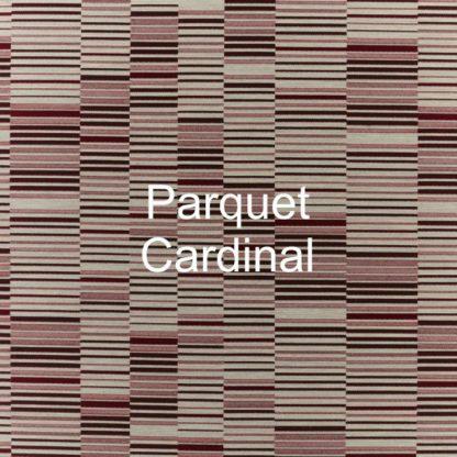 Parquet Cardinal Fabric
