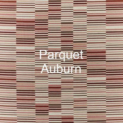 Parquet Auburn Fabric
