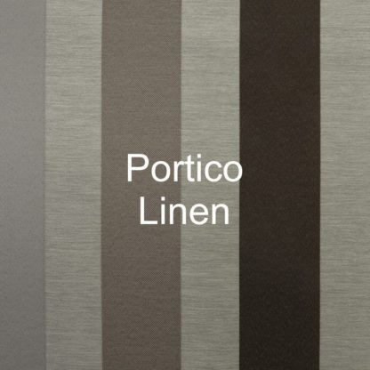Portico Linen Stripe Fabric