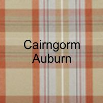 Cairngorm Auburn Fabric