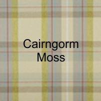 Cairngorm Moss Fabric