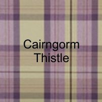 Cairngorm Thistle Fabric