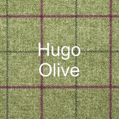 Hugo Olive Fabric