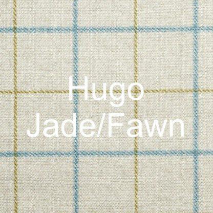 Hugo Jade/Fawn Fabric