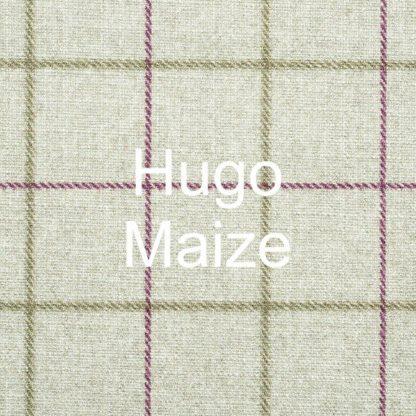 Hugo Maize Fabric