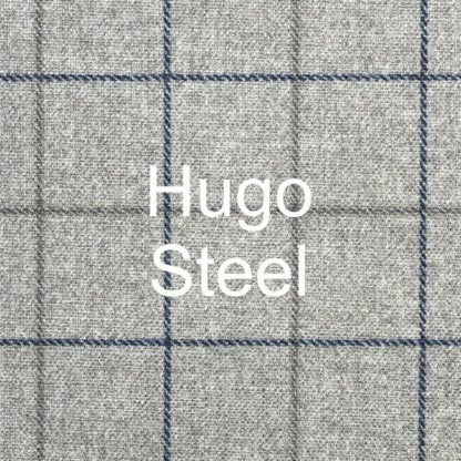 Hugo Steel Fabric