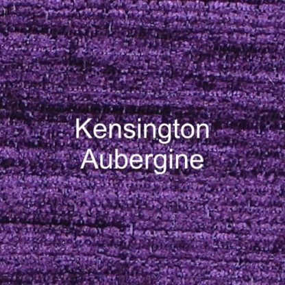 Kensington Aubergine Fabric