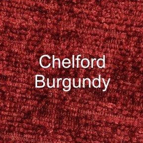 Chelford Burgundy Fabric