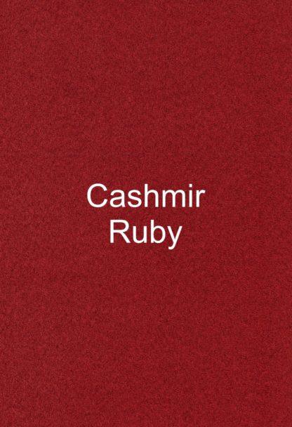 Cashmir Ruby Fabric