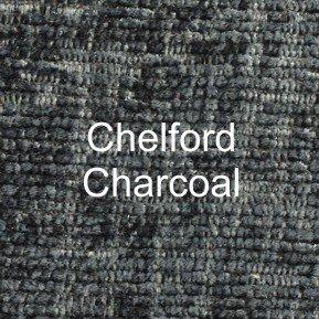 Chelford Charcoal Fabric