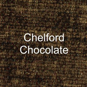 Chelford Chocolate Fabric