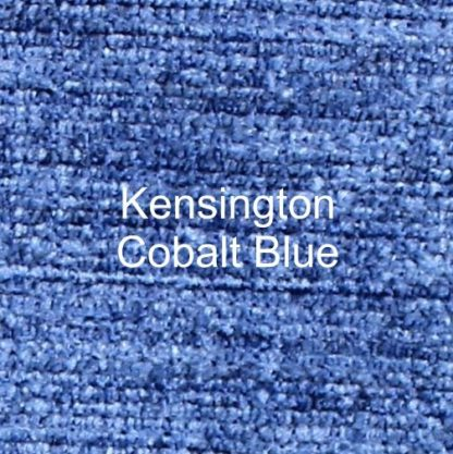 Kensington Cobalt Blue Fabric