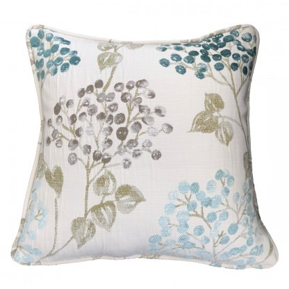 Blossom Teal Cushion