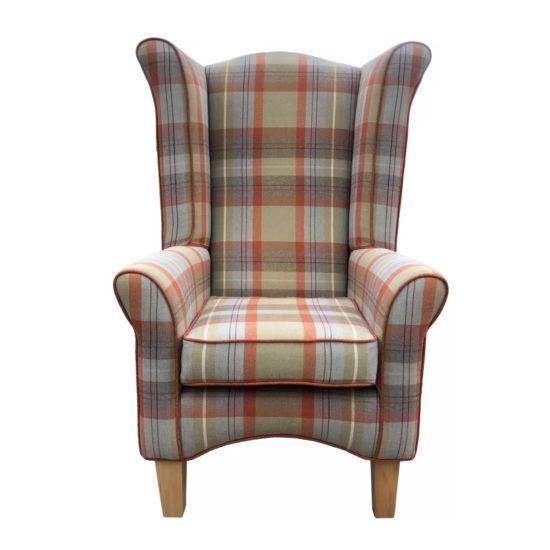 Jacob Chair Balmoral Rust