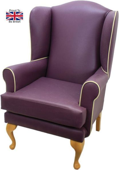 Queen Anne Paintbox Orthopedic High Seat Chair - Lodi