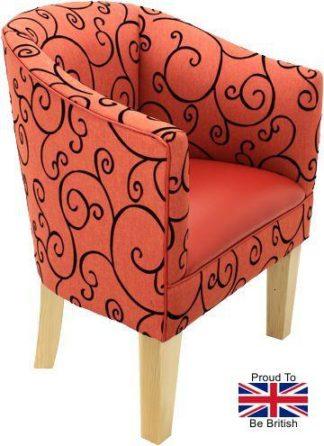 Tub Chair - Lugano