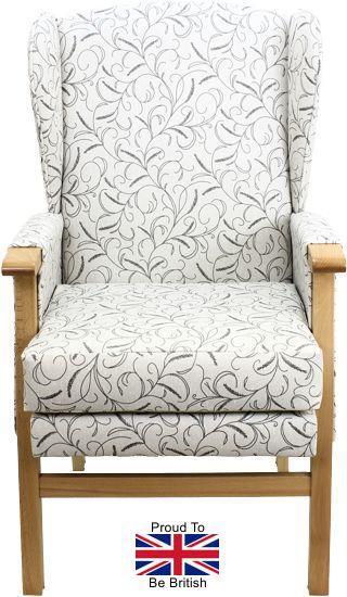 Newark Silk Road Fireside Orthopedic Chair