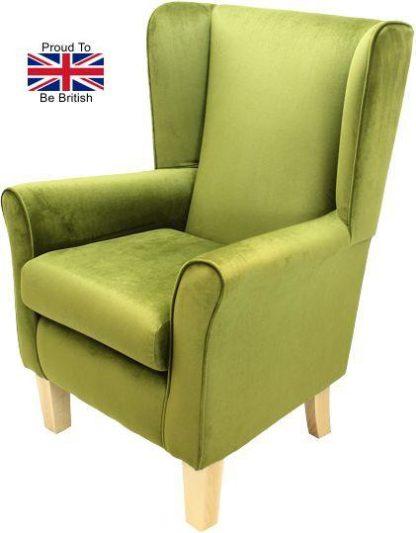 York Cashmir Orthopedic High Seat Chair