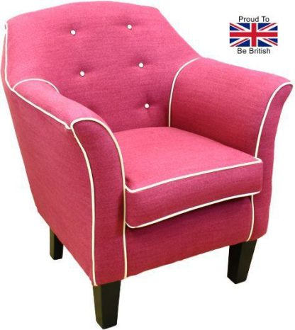 Kensington High Seat Chair - Cashmir