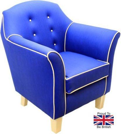 Kensington High Seat Chair - Rhapsody