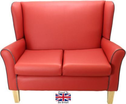 York Paintbox Two Seater Settee