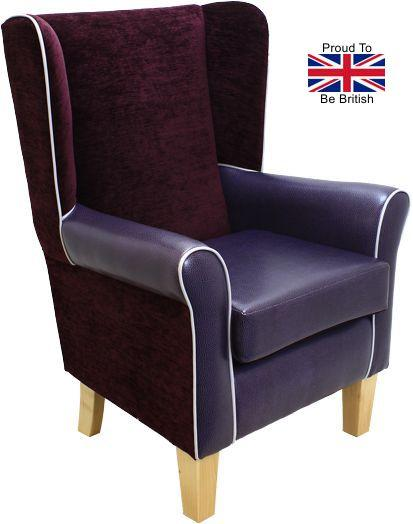 Orthopedic Chair - York Kensington High Back Chair