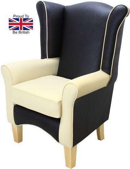 Pisa Plus Duo Orthopedic High Back Chair