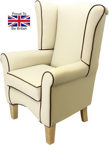 Pisa Plus Orthopedic High Back Chair