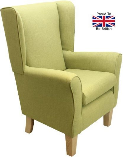 York Juno Lime Orthopedic High Seat Chair