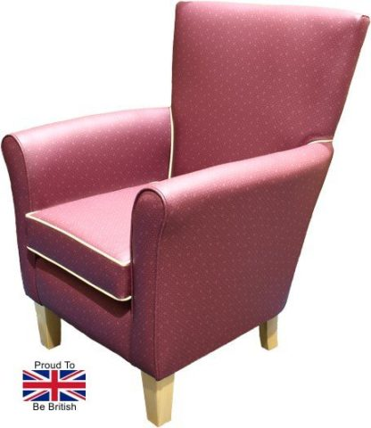 Bambi Orthopedic High Back Chair