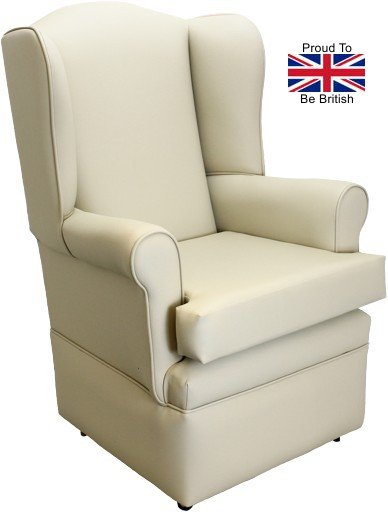 Manhattan Orthopedic High Back Chair