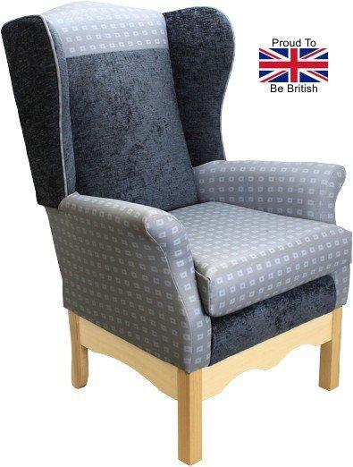 Northallerton High Back Orthopedic Chair