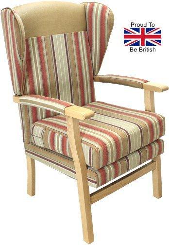 Newark Braemar Fireside Orthopedic Chair
