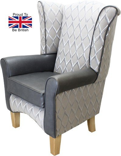 Pisa Orthopedic High Back Chair