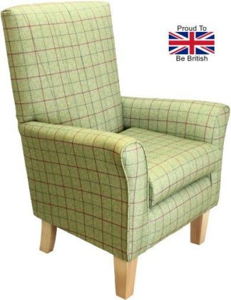 Wingless York Hugo Orthopedic High Back Chair