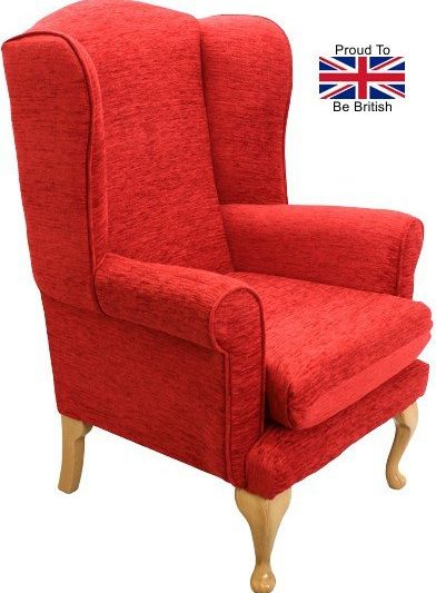 Queen Anne Juno Orthopedic Chair