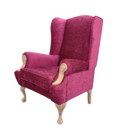 King George Juno Pink Orthopedic Chair 33