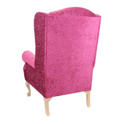 King George Juno Pink Orthopedic Chair 22
