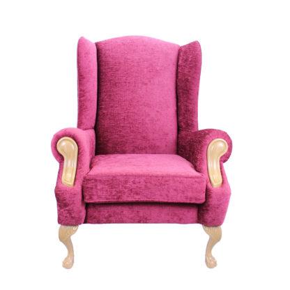 King George Juno Pink Orthopedic Chair 1
