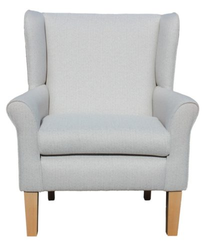 York Bariatric Orthopedic High Back Chair Front View