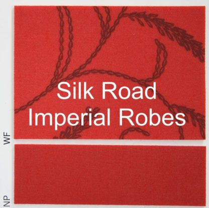 Silk Road Imperial Robes Fabric