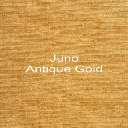Juno Antique Gold Fabric