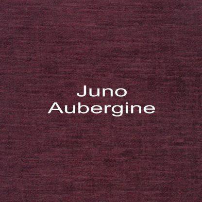 Juno Aubergine Fabric
