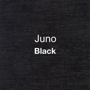 Juno Black Fabric