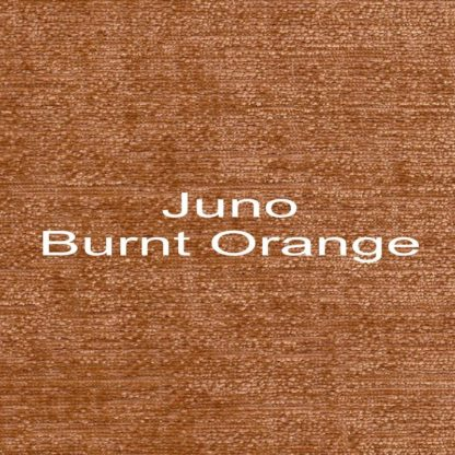 Juno Burnt Orange Fabric